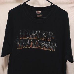 HARLEY DAVIDSON vintage t shirt unisex